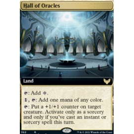 Hall of Oracles (Extras)