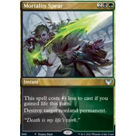 Mortality Spear (Extras)