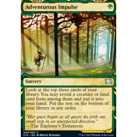 Adventurous Impulse (Mystical Archive)