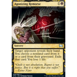 Agonizing Remorse (Mystical Archive)