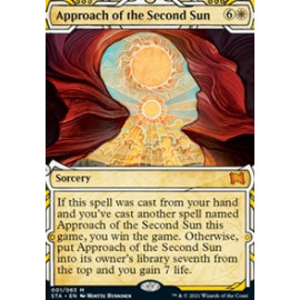 Approach of the Second Sun (Mystical Archive)