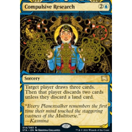 Compulsive Research (Mystical Archive)