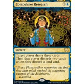 Compulsive Research (Mystical Archive)