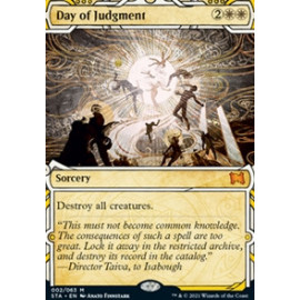 Day of Judgment (Mystical Archive)
