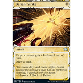 Defiant Strike (Mystical Archive)