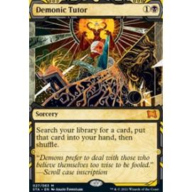 Demonic Tutor (Mystical Archive)