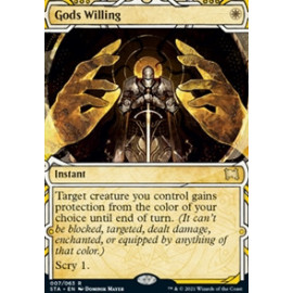 Gods Willing (Mystical Archive)