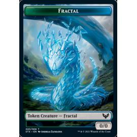 Fractal 0/0 Token 03 - STX