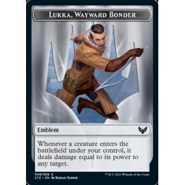 Lukka, Wayward Bonder Emblem 08 - STX