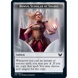 Rowan, Scholar of Sparks Emblem 09 - STX