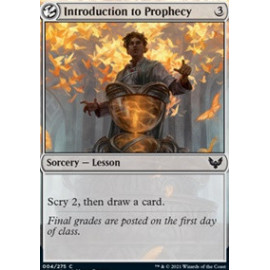 Introduction to Prophecy FOIL