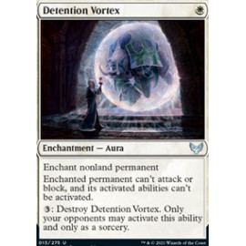 Detention Vortex FOIL