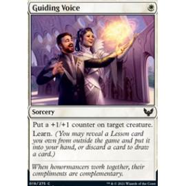 Guiding Voice FOIL