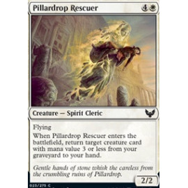 Pillardrop Rescuer FOIL
