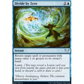 Divide by Zero FOIL