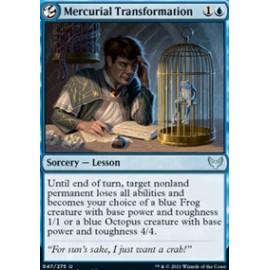 Mercurial Transformation FOIL