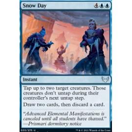 Snow Day FOIL