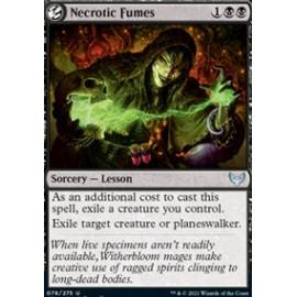 Necrotic Fumes FOIL