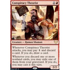 Conspiracy Theorist FOIL