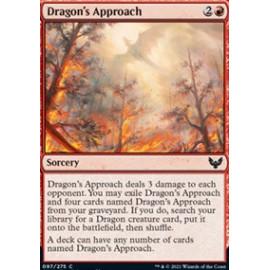 Dragon's Approach FOIL