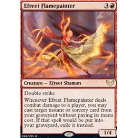 Efreet Flamepainter FOIL