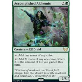 Accomplished Alchemist FOIL