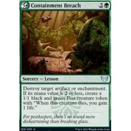 Containment Breach FOIL