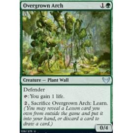 Overgrown Arch FOIL