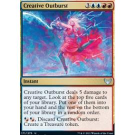 Creative Outburst FOIL
