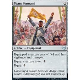 Team Pennant FOIL