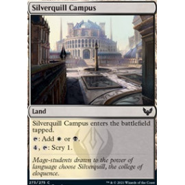 Silverquill Campus FOIL