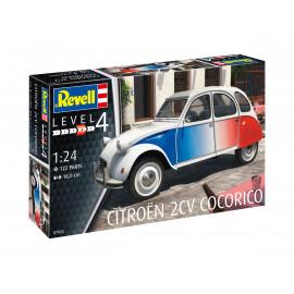 Citroen 2 CV Cocorico