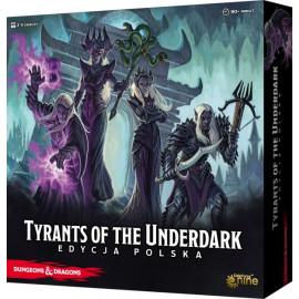 Dungeons & Dragons: Tyrants of the Underdark (edycja polska) [PRZEDSPRZEDAŻ]