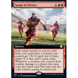 Surge to Victory (Extras)