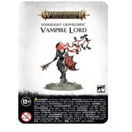 Soulblight Gravelords: Vampire Lord [PRZEDSPRZEDAŻ]