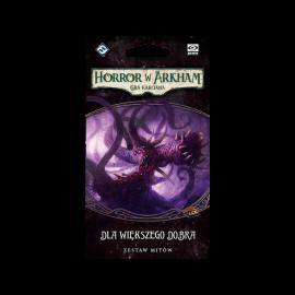 Horror w Arkham LCG: Dla większego dobra [PL]