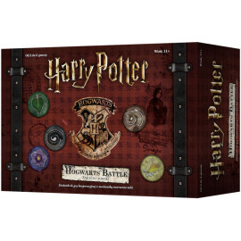 Harry Potter: Hogwarts Battle - Zaklęcia i eliksiry [PRZEDSPRZEDAŻ]