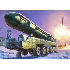 Ballistic Missile Launcher Topol