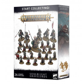 Start Collecting! Soulblight Gravelords [PRZEDSPRZEDAŻ]