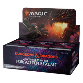 Draft Booster Box Adventures in the Forgotten Realms [PRZEDSPRZEDAŻ]