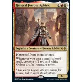 General Ferrous Rokiric (Modern Horizons 2)