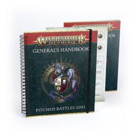 Age of Sigmar General's Handbook: Pitched Battles 2021 [PRZEDSPRZEDAŻ]
