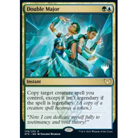 Double Major (Promo Pack)