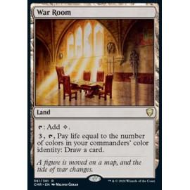 War Room FOIL (Commander Legends)