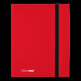 UP - 9-Pocket PRO-Binder Eclipse - Apple Red