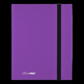 UP - 9-Pocket PRO-Binder Eclipse - Royal Purple