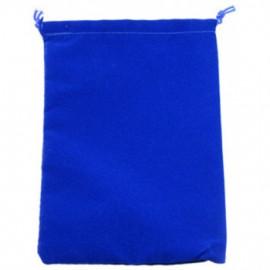 Duża sakiewka Chessex Large Suedecloth Dice Bags -  królewski niebieski