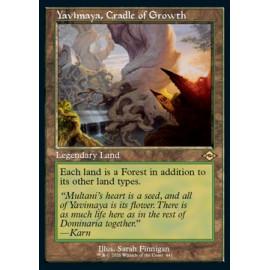 Yavimaya, Cradle of Growth V.1 (Modern Horizons 2)