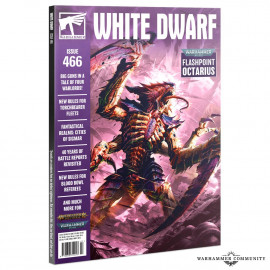 White Dwarf: Lipiec 2021 (Issue 466)