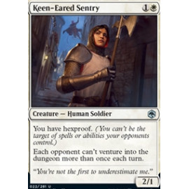 Keen-Eared Sentry